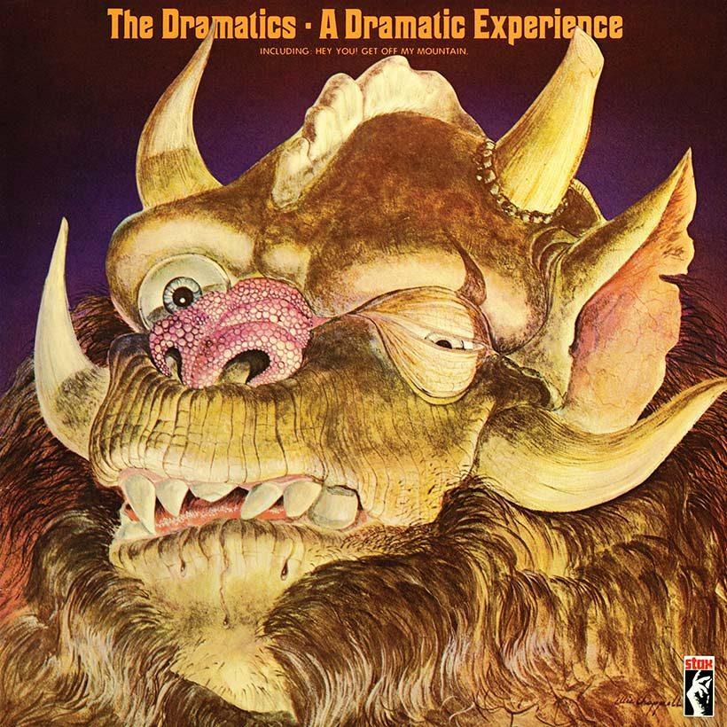 The Dramatics A Dramatic Experience album cover