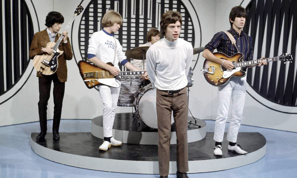 The Rolling Stones - Thank Your Lucky Stars