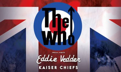 The Who Wembley Stadium 2019