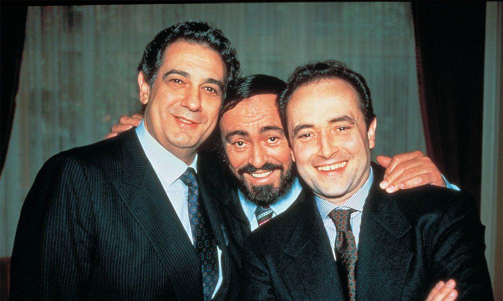 The Three Tenors - photo