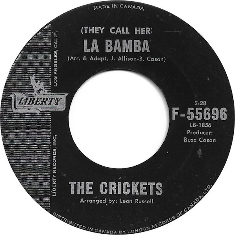 They Call Her La Bamba Crickets