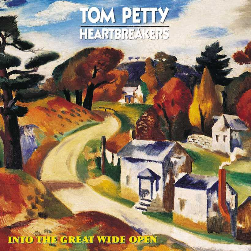 Tom Petty Into The Great Wide Open