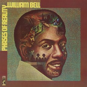 William Bell Phases Of Reality album cover