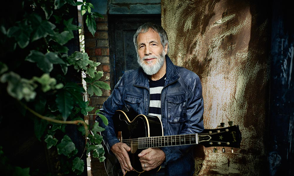 Cat Stevens, Yusuf Islam CREDIT Danny Clinch