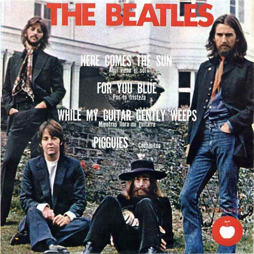 Beatles Here Comes The Sun