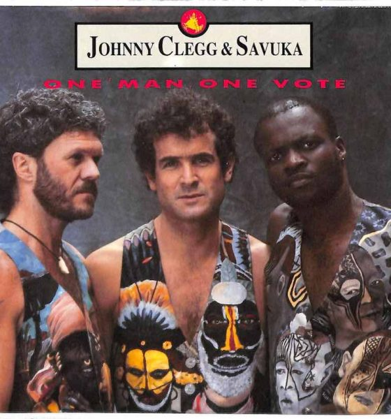 Johnny Clegg Savuka