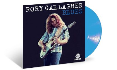 Rory Gallagher Blues Vinyl