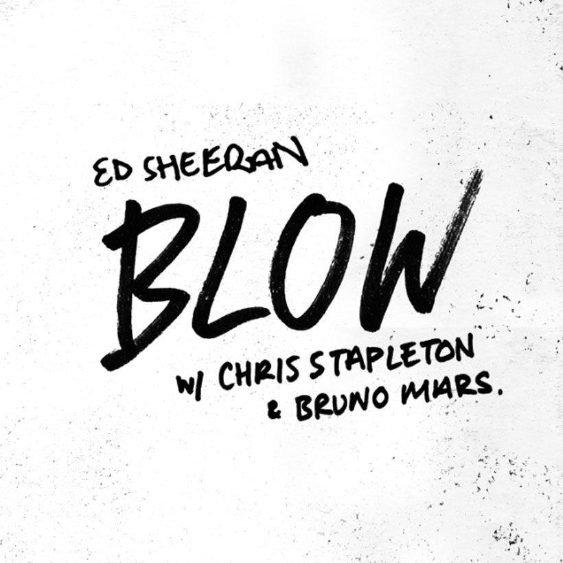 Chris Stapleton Ed Sheeran Blow Collaboration