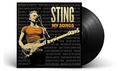 Sting My Songs Vinyl Giveaway