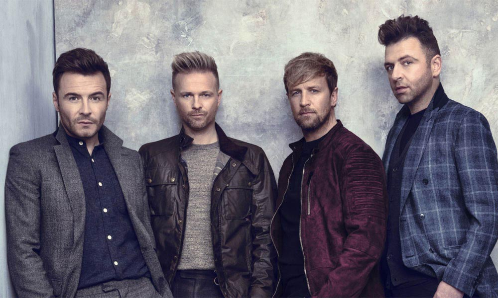 Westlife New Single Dynamite