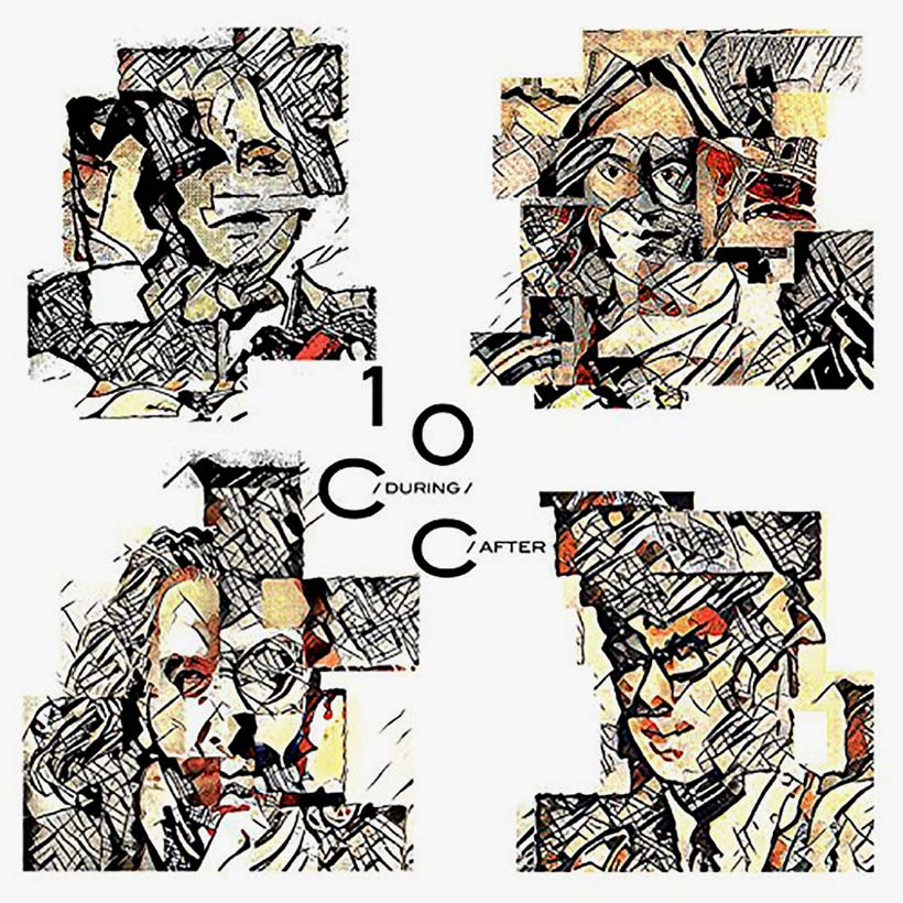 10cc Before During After album cover