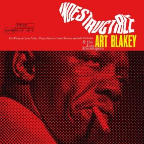 Art Blakey Indestructuble album cover 820