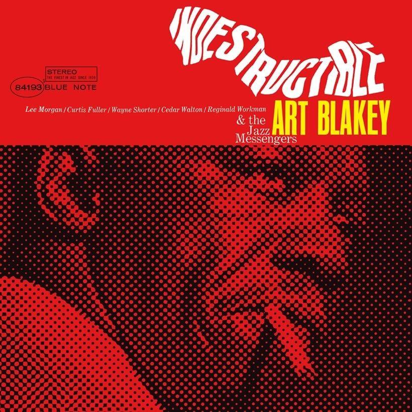 Art Blakey Indestructuble album cover 820