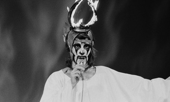 Arthur Brown Performing Live in 1968