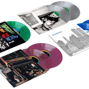 Beastie Boys Colour Vinyl Reissues
