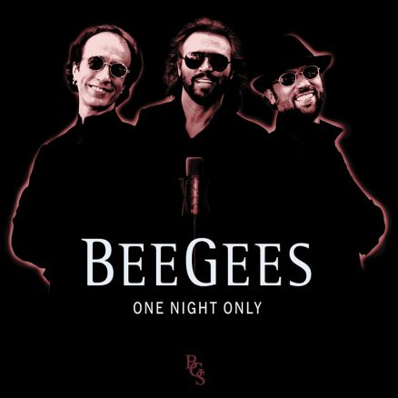 Bee Gees One Night Only Album cover 820