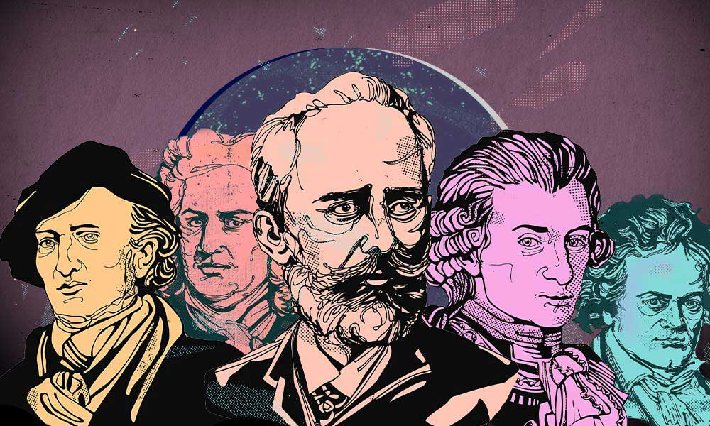 Top 20 Best Classical Composers Of All Time | uDiscover