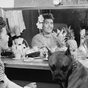 Billie Holiday, Downbeat, New York, N.Y., ca. June 1946 web optimised 1000