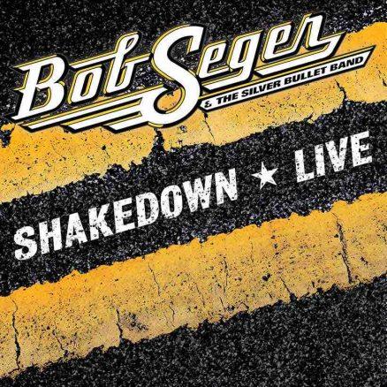 Bob Seger Shakedown live packshot