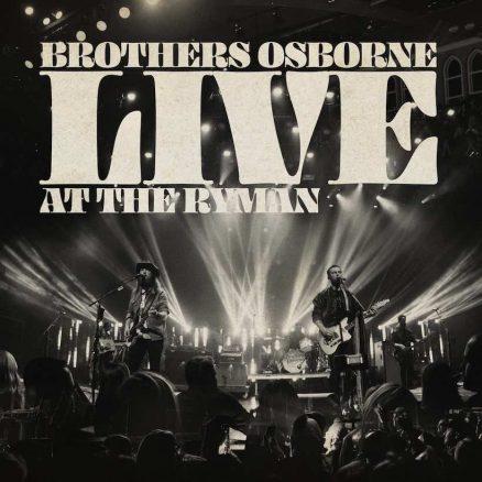 Brothers Osborne Live At Ryman