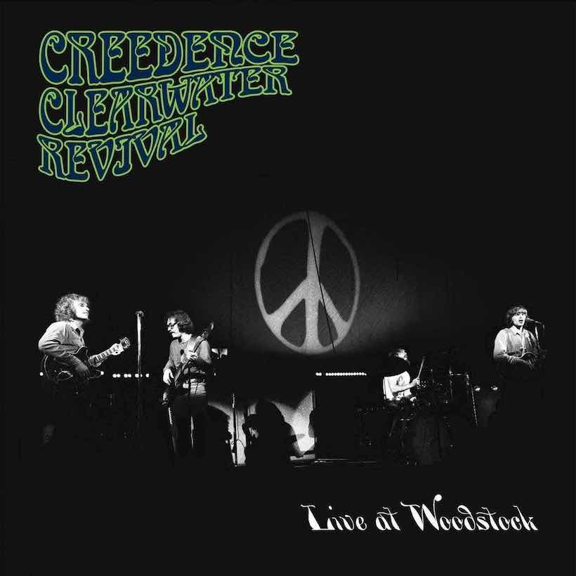 CCR Live At Woodstock