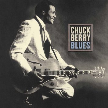 Chuck Berry Blues album cover
