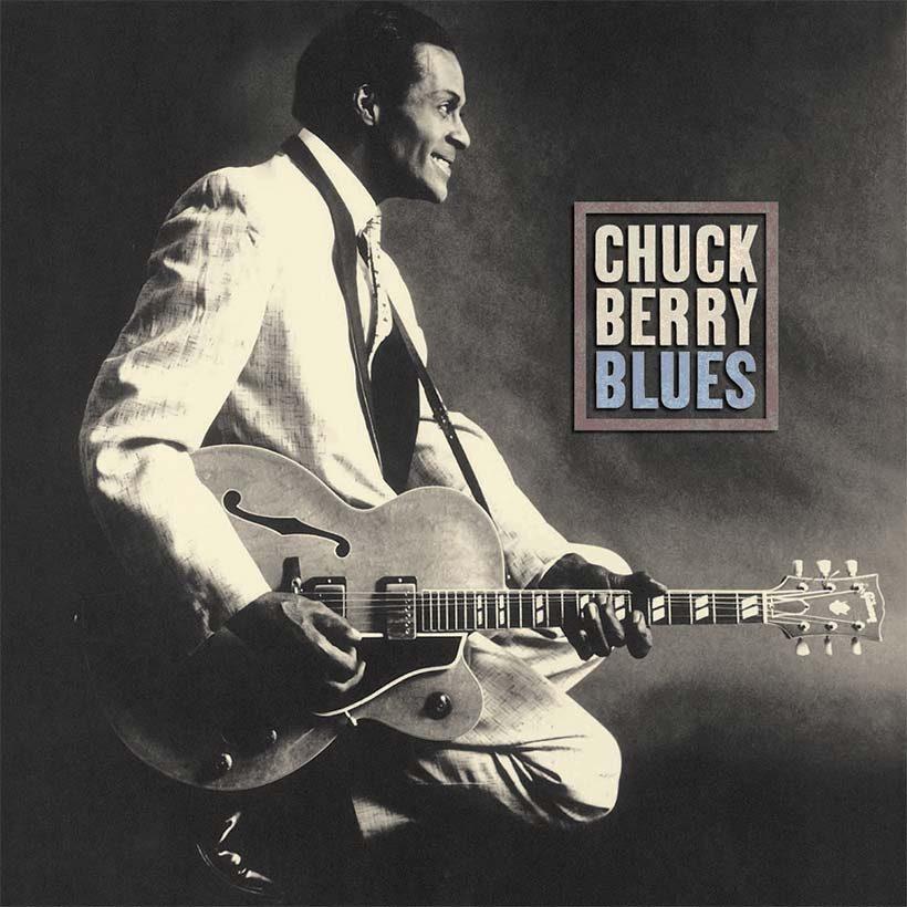 Chuck Berry Blues album cover