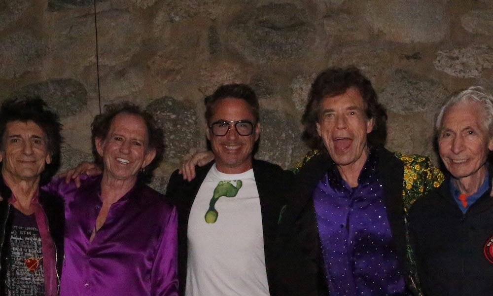 The Rolling Stones Nasa
