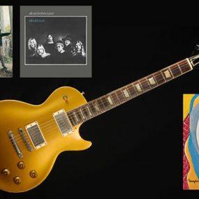 Duane Allman Layla Gibson Guitar Sells
