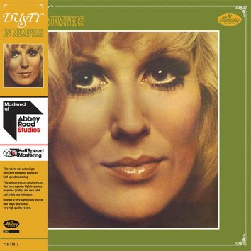 Dusty Springfield Dusty In Memphis halfspeed remaster