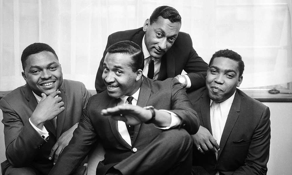 'Baby I Need Your Loving': The Story Behind Four Tops' Classic Song