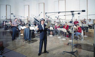 Frank Sinatra And Capitol Studios CREDIT Capitol Studios Archives