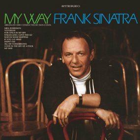Frank Sinatra My Way album