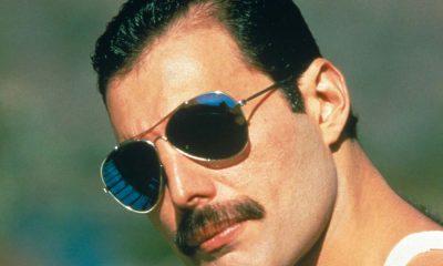 Freddie Mercury Expanded Book