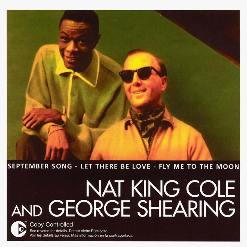 George Shearing Essential Album Cover