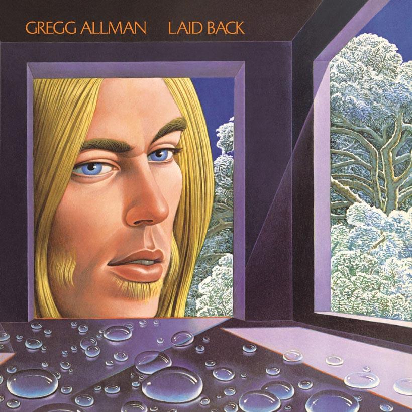 Gregg Allman Laid Back album