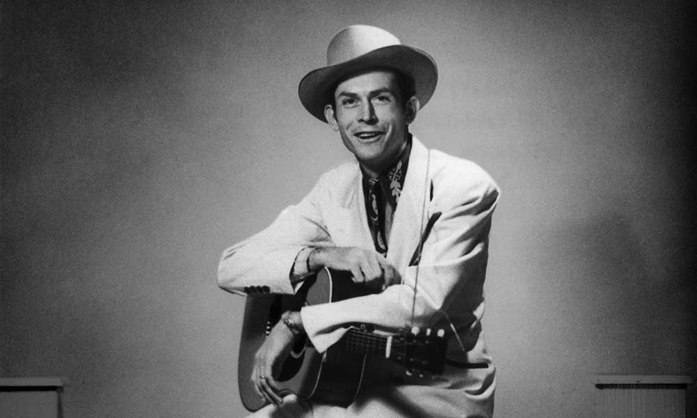 Hank Williams UMG Nashville photo