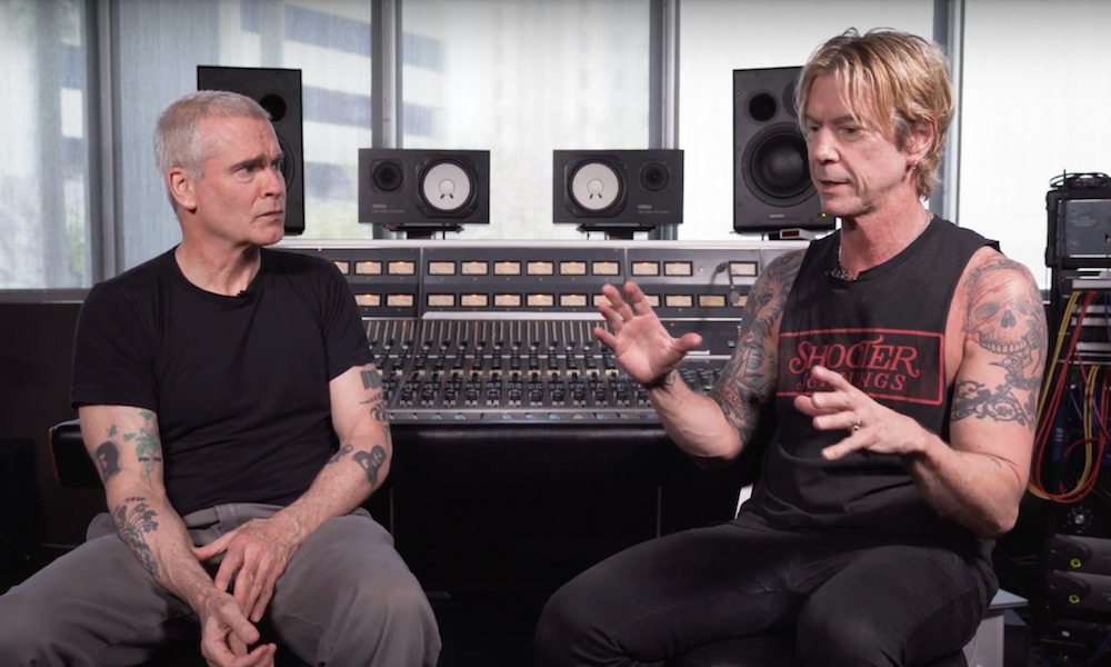 Henry Rollins and Duff McKagen Interview