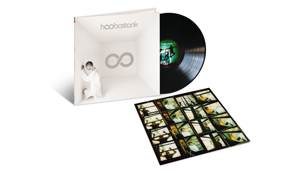 Hoobastank The Reason Vinyl Debut