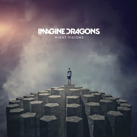 Imagine Dragons Night Visions album cover 820