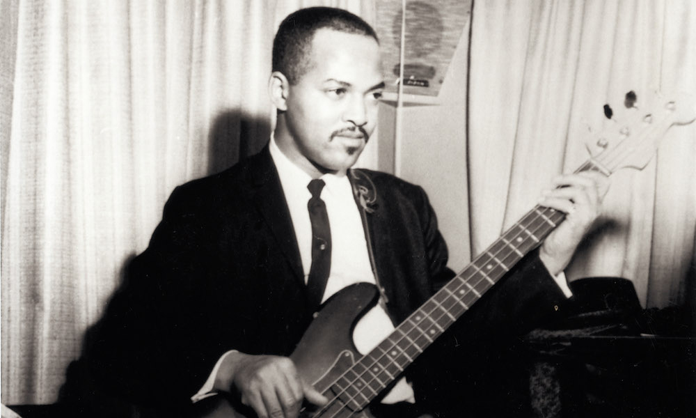 James Jamerson, Bass Of The Motown Sound
