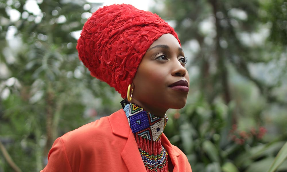 "'Love And Liberation': ""Is A Call To Action"" Says Jazzmeia Horn"