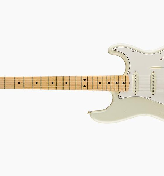 Jimi Hendrix Stratocaster 2019 publicity approved