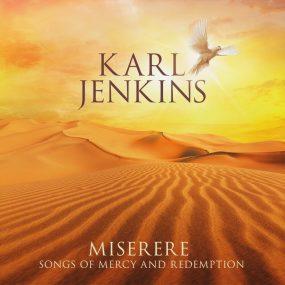 Karl Jenkins Miserere cover