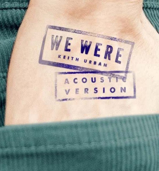 Keith Urban We Were acoustic