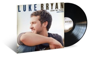 Luke Bryan Doin My Thing packshot