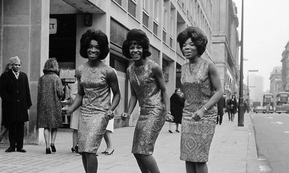 Martha And The Vandellas Dancing In The Street 1000