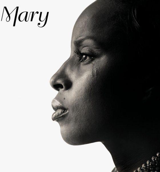 Mary J Blige Mary Album Cover