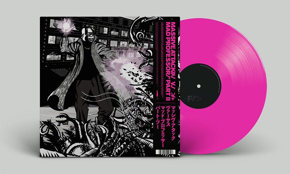 Massive Attack Mezzanine Mad Professor Dub Remixes