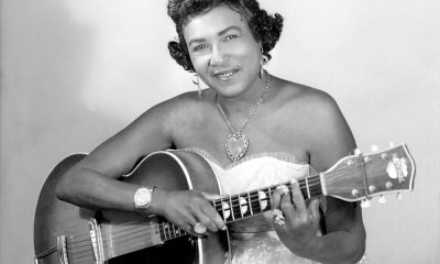 Memphis Minnie photo by Hooks Bros and Michael Ochs Archives and Getty Images